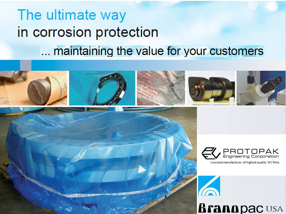 BRANOpac VCI Corrosion Protection