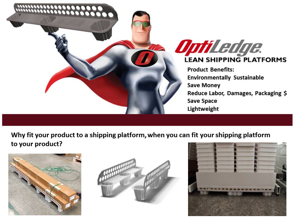 OptiLedge Shipping Platform   Protopak Engineering